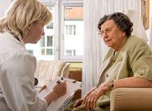 Nursing home Stock Images