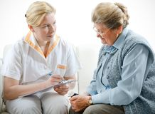 Nursing home Stock Photo