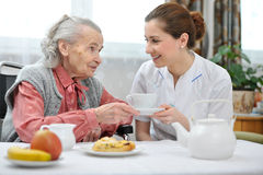 Free Nursing Home Stock Images - 30282274