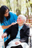 Nursing Home Royalty Free Stock Photo