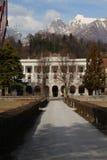 Nursing home in Belluno Stock Photo