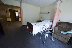 Nursing Home Room and Bed, Assisted Living