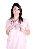 Nursing proud Stock Images