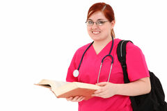 Nursing Student Stock Image