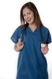 Nursing student Royalty Free Stock Photography
