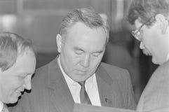Nursultan Abishevich Nazarbayev foto de archivo