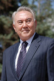 Nursultan Nazarbaev Royalty Free Stock Photography