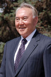 Nursultan Nazarbaev Stock Photography