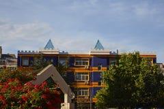 Nursy school building Stock Photo