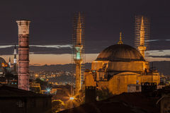 Nuruosmaniye Mosque Royalty Free Stock Image