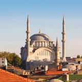 Nuruosmaniye Mosque Stock Photography