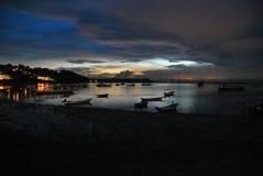 Nusa lembongan Eiland Bali Indonesië Royalty-vrije Stock Foto