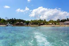 Nusa penida beach, Bali Indonesia Royalty Free Stock Photography