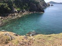 Nusapanida wyspa Zdjęcie Royalty Free