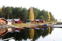 Nusnäs Fotografia Stock