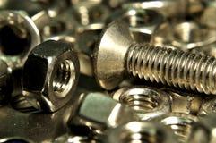 Nut and bolt Stock Photos