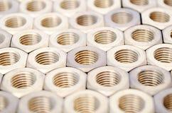 Nut, Bolt, Metallic, Metal, White Royalty Free Stock Photo