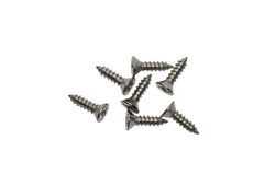 Nut bolt Royalty Free Stock Photo