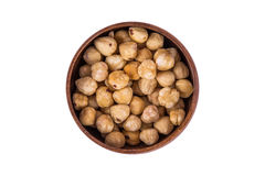 Nut in Bowl Stock Images