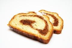Nut cake Royalty Free Stock Image