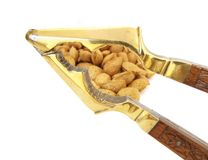Nut cracker Stock Photo