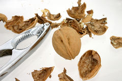Nut Cracker Stock Photos