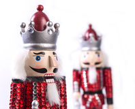 Nut cracker Royalty Free Stock Images