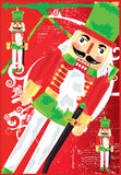 Nut Cracker Soldier 5 Stock Images
