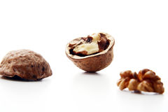 Nut Ingredient Royalty Free Stock Photos