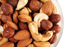 Nut mix Royalty Free Stock Image