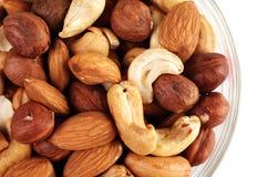 Nut mix royalty free stock image