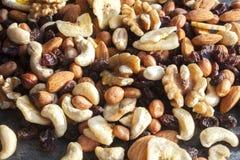 Nut mix Stock Photo