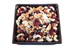 Nut mix Royalty Free Stock Photo