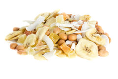 Nut mixture Royalty Free Stock Photography