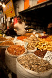 Nut and Seed Vendor Royalty Free Stock Image