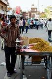 Nut Seller, Market, Jodhpur, India Royalty Free Stock Photography