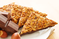 Free Nut Triangles Stock Photography - 21573902