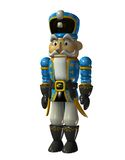 Nutcracker 2 Royalty Free Stock Images
