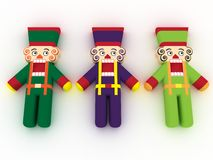 Nutcracker Royalty Free Stock Image