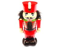 Nutcracker Fotografia de Stock Royalty Free