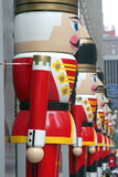 Nutcracker. Giant nutcrackers stock image