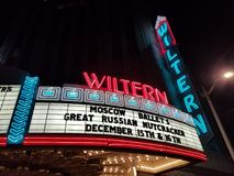 Nutcracker Ballet. Moscow Ballet& x27;s Great Russian Nutcracker held at the Wiltern in Los Angeles Stock Images