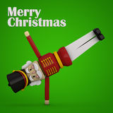 Nutcracker Christmas Royalty Free Stock Image