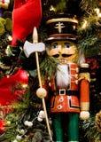 Nutcracker Christmas Ornament Royalty Free Stock Photography