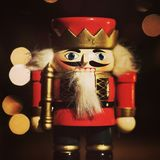 Nutcracker concept Royalty Free Stock Photography
