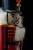 Nutcracker Dark Royalty Free Stock Photo