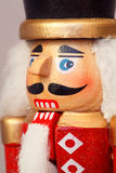 Nutcracker do feriado Foto de Stock Royalty Free