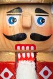 Nutcracker Face Royalty Free Stock Photos