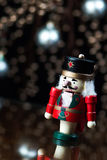 Nutcracker Holiday Background Royalty Free Stock Image
