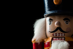Nutcracker Portrait Royalty Free Stock Images